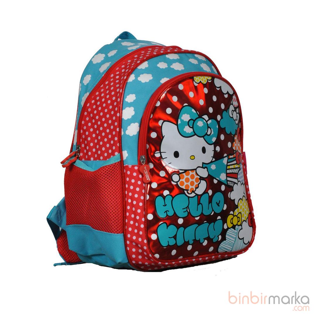 Hakan Çanta 88943 Hello Kitty Kız Çocuk Okul Çantası