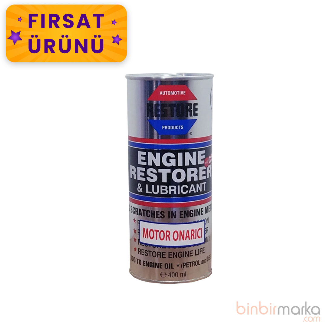 RESTORE Motor onarıcı 400 ml CSL Katkılı
