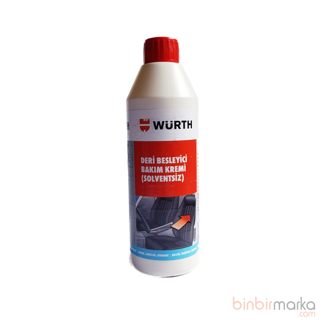 Würth deri besleyici bakım kremi 500 ml
