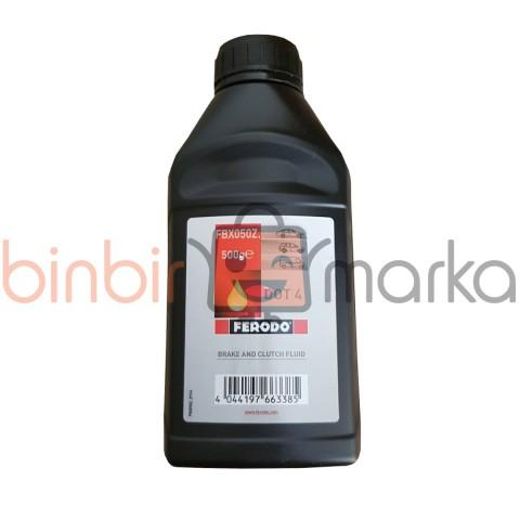 Fren Hidrolik Yağı DOT 4 500 ml