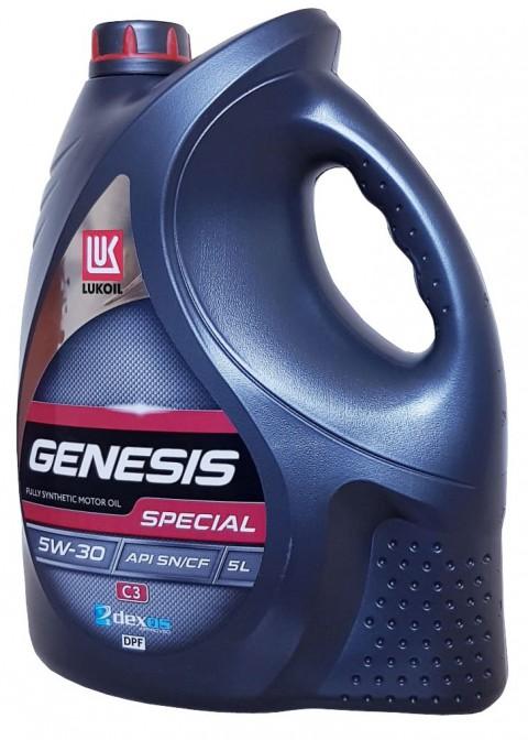 LUKOIL Genesis Special API SN / CF 5W-30 Motor Yağı 5 lt.