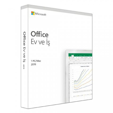 Microsoft Office 2019 Ev ve İş