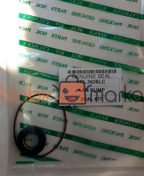 Volvo 360 BLC Ekskavatör Fan Pompası TM.TK.
