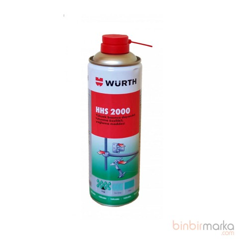 Würth Yağlama Spreyi HHS 2000 500 ml