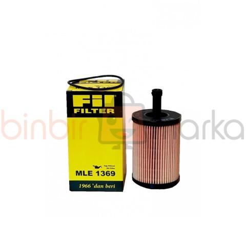Yağ Filtresi Vw Polo - Passat - Jetta 1,4TDI  MLE 1369